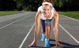 donna sportiva